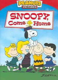 Snoopy Come Home - (Region 1 Import DVD)
