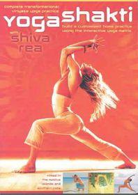 Yoga Shakti - (Region 1 Import DVD)