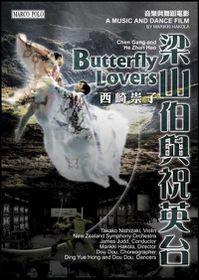 Butterfly Lovers Violin Cto - (Australian Import DVD)
