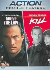 Above the Law/Hard to Kill - (Region 1 Import DVD)