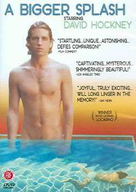 Bigger Splash - (Region 1 Import DVD)
