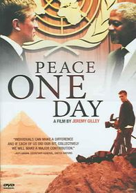 Peace One Day - (Region 1 Import DVD)