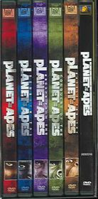 Planet of the Apes Legacy Box Set - (Region 1 Import DVD)