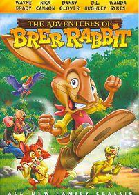 Adventures of Brer Rabbit - (Region 1 Import DVD)