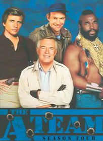 A-Team:Season 4 - (Region 1 Import DVD)