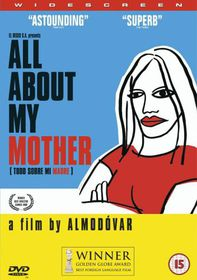 All About My Mother - (Import DVD)