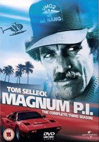 Magnum, P.I. - Series 3 (parallel import)