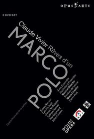 Vivier - Reves D'un Marco Polo (DVD)