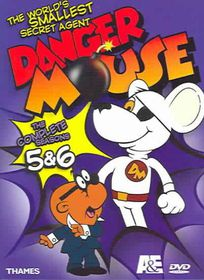 Danger Mouse:Complete Season 5 & 6 - (Region 1 Import DVD)