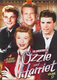 Adventures of Ozzie & Harriet Vol 2 - (Region 1 Import DVD)