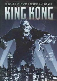 King Kong - (Region 1 Import DVD)