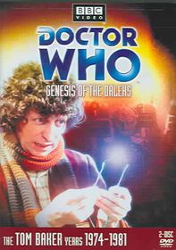 Doctor Who: Ep. 78 - Genesis of the Daleks - (Region 1 Import DVD)