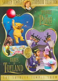Winnie the Pooh & Babes in Toyland - (Region 1 Import DVD)