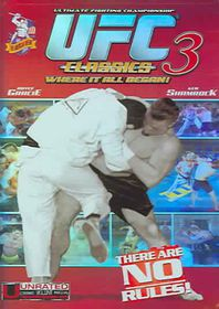 Ufc 3:Where It All Began - (Region 1 Import DVD)