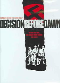 Decision Before Dawn - (Region 1 Import DVD)