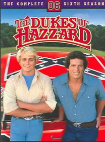 Dukes of Hazzard - The Complete Sixth Season - (Region 1 Import DVD)