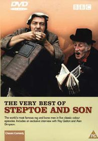 Steptoe and Son: The Very Best of Steptoe and Son - Volume 1 (Import DVD)