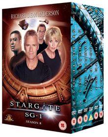 Stargate SG-1: Season 8 (Import DVD)