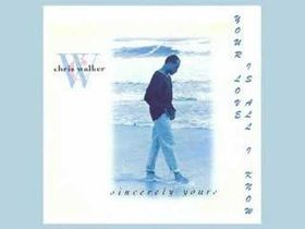 Chris Walker - Sincerely Yours (CD)