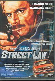 Street Law - (Region 1 Import DVD)