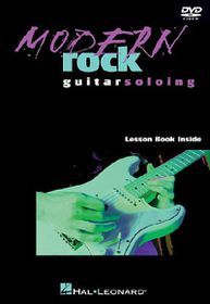Modern Rock Guitar Soloing - (Region 1 Import DVD)