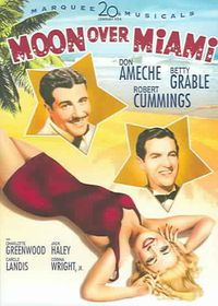 Moon over Miami - (Region 1 Import DVD)