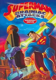 Superman:Brainiac Attacks - (Region 1 Import DVD)