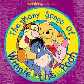 Children - Many Songs Of Winnie The Pooh (CD)