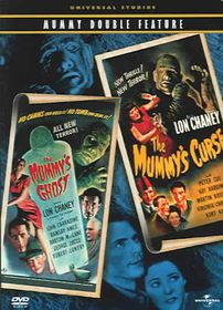 Mummy's Ghost/Mummy's Curse - (Region 1 Import DVD)