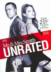 Mr. & Mrs. Smith Collector's Edition - (Region 1 Import DVD)