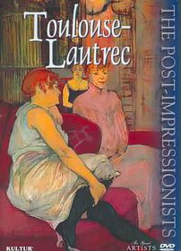 Toulouse Lautrec - (Region 1 Import DVD)