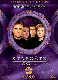 Stargate Sg 1:Season 5 - (Region 1 Import DVD)