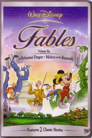 Walt Disney's Fables - Vol. 6 - (DVD)
