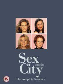 Sex and the City - Season 2 (2 Disc Set) - (DVD)