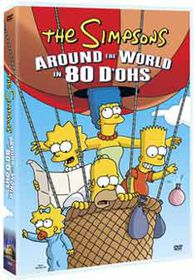 The Simpsons - Around The World In 80 D'Oh's (Import DVD)