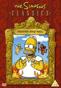 The Simpsons: Heaven and Hell (Import DVD)