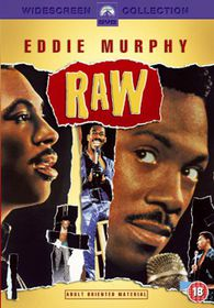 Eddie Murphy-Raw - (Import DVD)