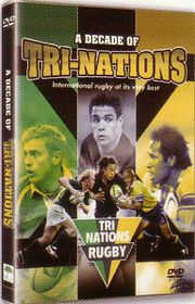 Decade of Tri-Nations - (Import DVD)