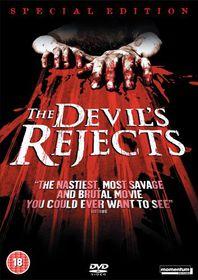 Devil's Rejects - Special Edition (Import DVD) dts