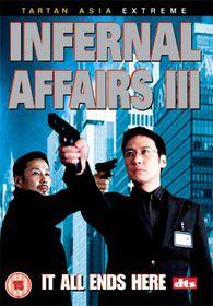 Infernal Affairs 3 - (Import DVD)