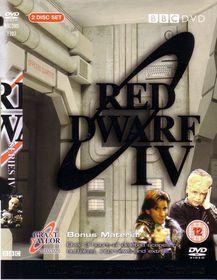 Red Dwarf Series 4 (2 Disc Set) - (DVD)