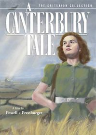A Canterbury Tale: The Criterion Collection - (Region 1 Import DVD)