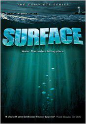 Surface:Season One - (Region 1 Import DVD)