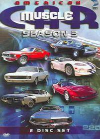 American Muscle Car:Season 3 - (Region 1 Import DVD)