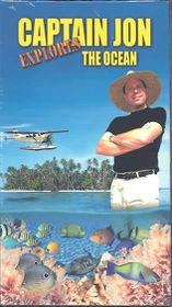 Captain Jon Explores the Ocean - (Region 1 Import DVD)