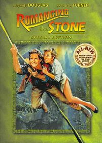 Romancing the Stone Special Edition - (Region 1 Import DVD)