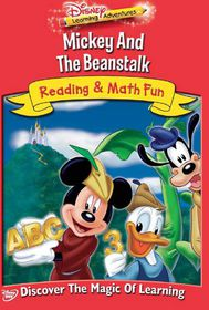 Disney Learning Adventures - Mickey and the Beanstalk - (DVD)