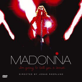 Madonna - I'm Gonna Tell You A Secret (CD + DVD)