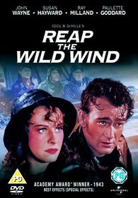 Reap The Wild Wind - (Import DVD)