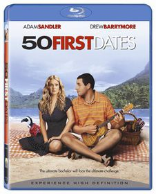 50 First Dates - (Region A Import Blu-ray Disc)
